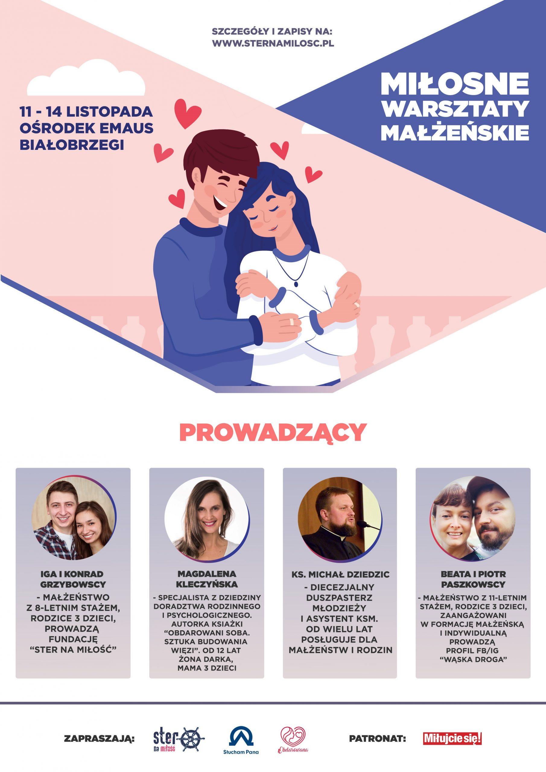 Rekolekcje dla małżeństw!